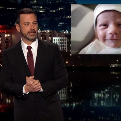 Jimmy Kimmel e la Health care bill negli Stati Uniti