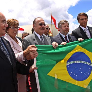 A short comment about Brazil