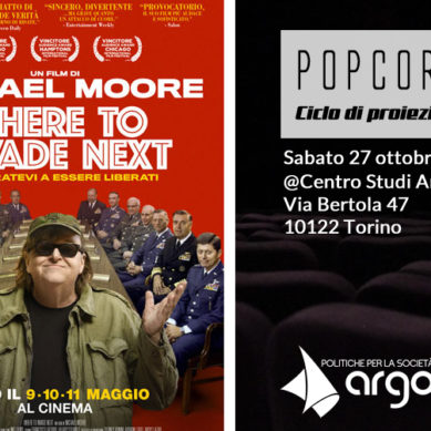 Proiezioni POPCORN – Where to invade next?
