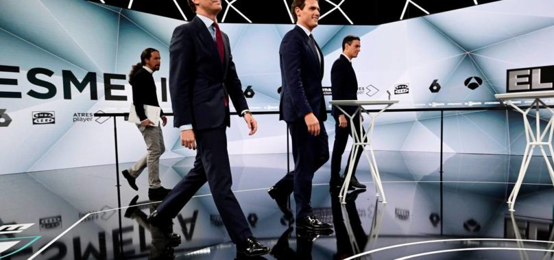 España Va Bien – Lettura del voto del 28 aprile
